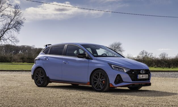Hyundai Announces All New i20 N Prices and Specifications