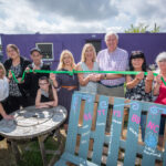 New Community hub 'Betty's Hut' officially opens in Cowgate