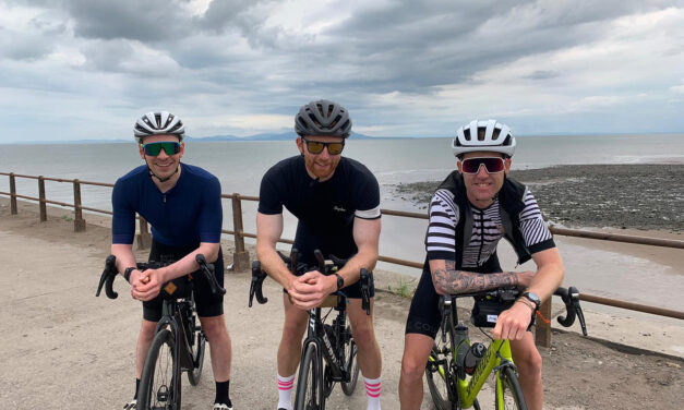 North East Cyclists Aiming For Wheely Quick Charity Ride From Land's End To John O'Groats