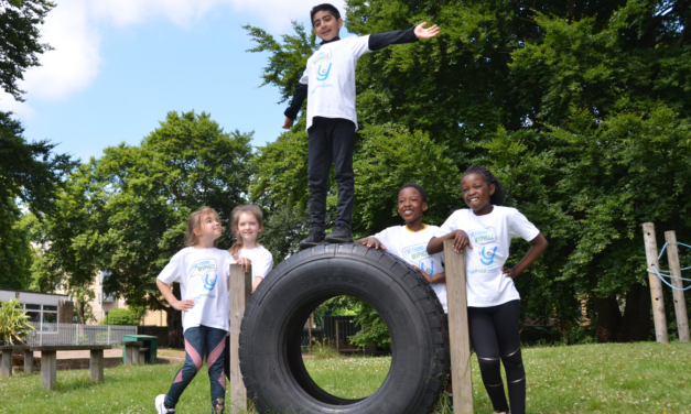 Olympic sprinter collaborates with myphizz to boost physical and mental wellbeing in schools in North East