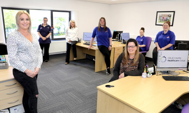 Office move helps care for the carers