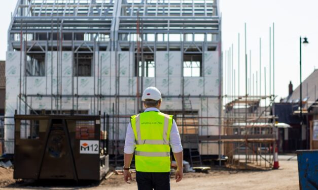 Production underway at County Durham modular homes factory