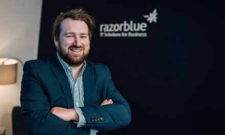 Record 32% growth for razorblue