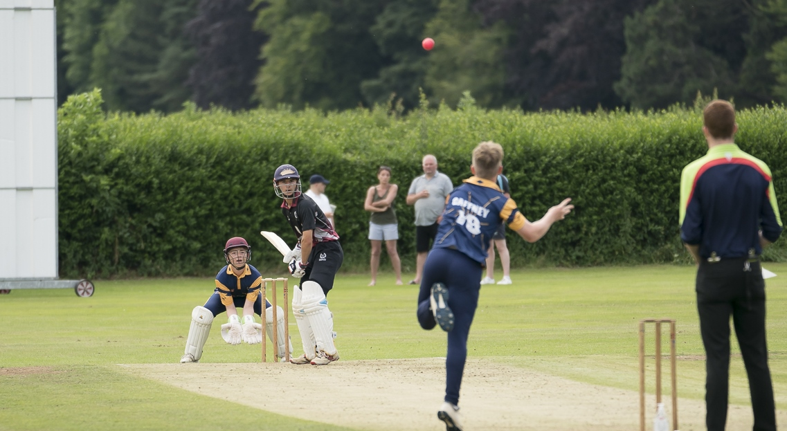 Durham City's junior cricketers bowled over by national competition success