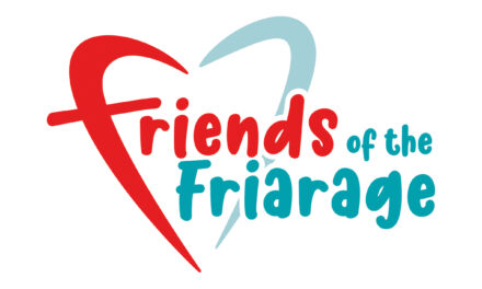 CHARITY UNVEILS BRAND NEW LOGO!
