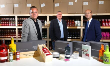 Gin & Rum Warehouse Team Raising A Glass To Growth Plans In New 7,000 Sq Ft Premises