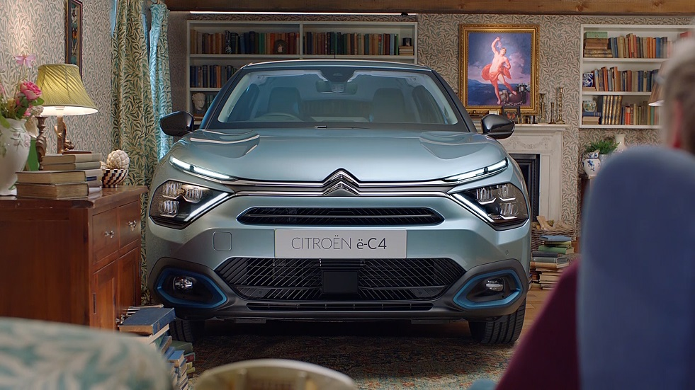 Citroën tunes into British homes with new Gogglebox advert