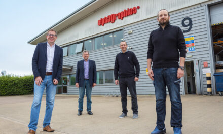 Printing firm makes its mark with education acquisition