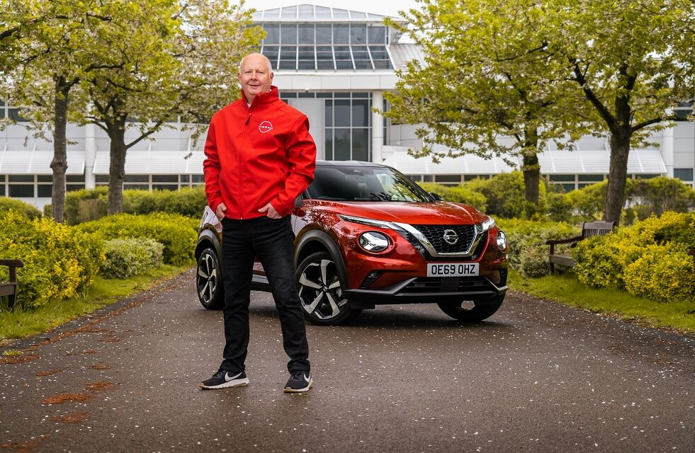 Nissan's European leading driving expert delivers a motoring masterclass with JUKE