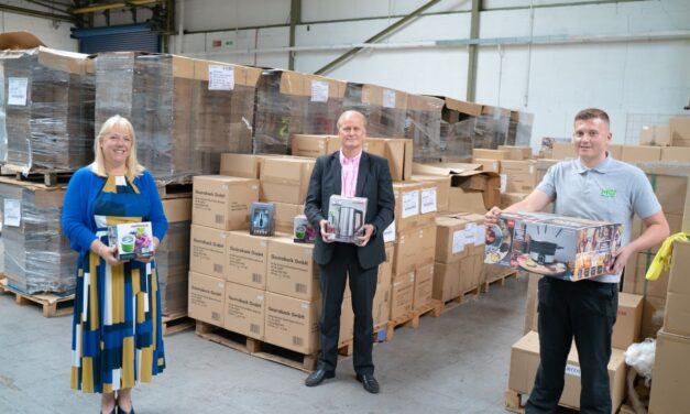 Moody Logistics and MCR Services bolstered by lockdown demand for premium kitchen appliances