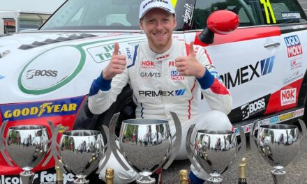 Coates takes first win for Graves Motorsport in MINI CHALLENGE