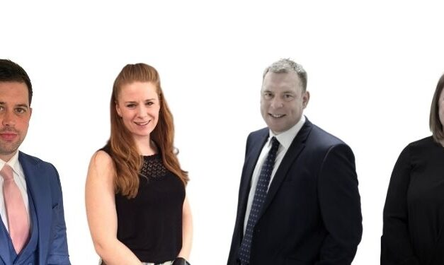 Senior appointments lead raft of promotions at Azets in the North East