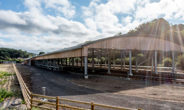 NYMR'S CARRIAGE STABLE COMPLETION IS LATEST MILESTONE FOR YORKSHIRE'S MAGNIFICENT JOURNEY APPEAL