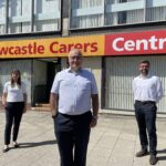 Newcastle Carers Unveil New Leader Thanks to Experience Bank Group