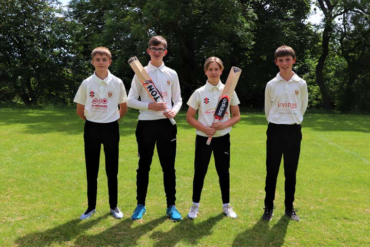 Richmond players make their mark in county cricket