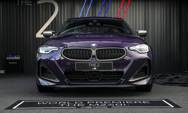 The all-new BMW 2 Series Coupé makes its global debut today at Goodwood