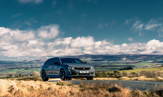 Peugeot's love letter to the environment