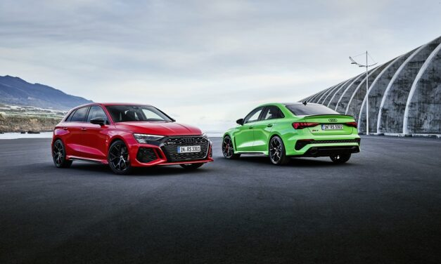 The new Audi RS 3: unmatched sportiness suitable for everyday use