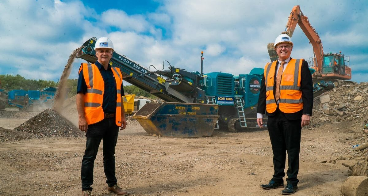 Scott Bros crushes it after investing £300k in 'heavy metal' detector