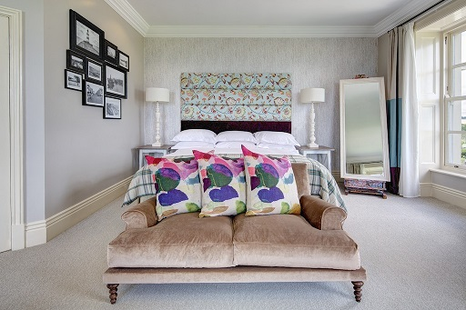 Book an indulgent autumnal escape by the coast at Seaham Hall
