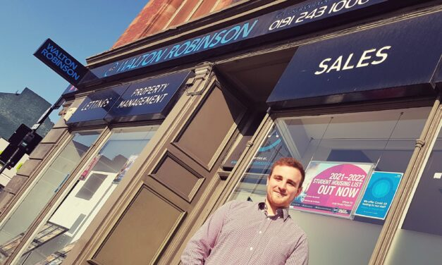 Newcastle estate agent hits record £12m sales target