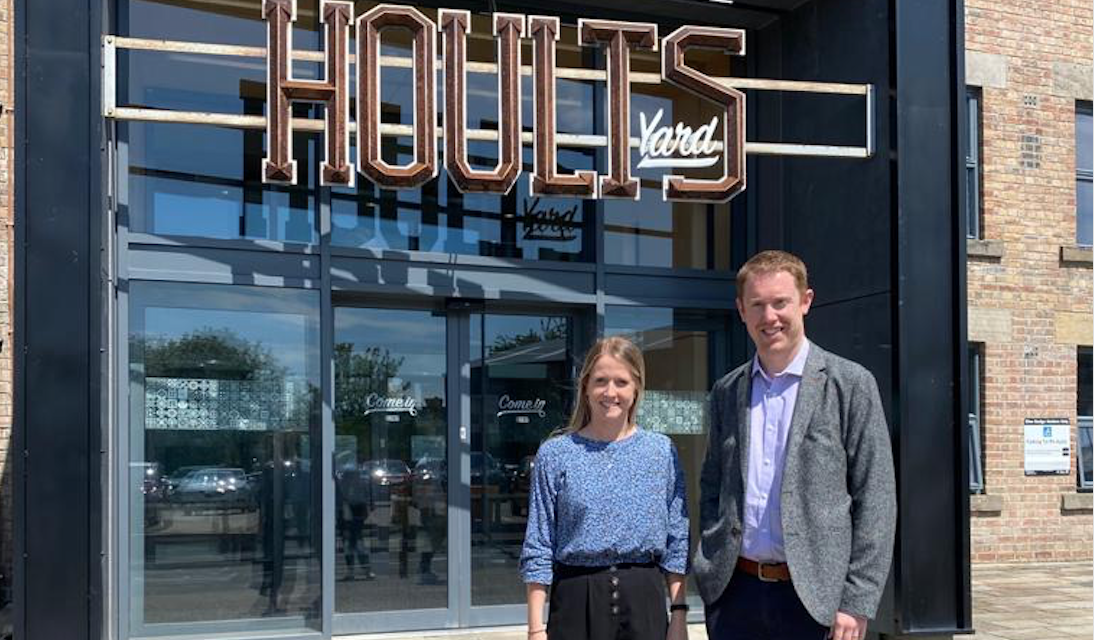 Tandem Property opens Hoults Yard office