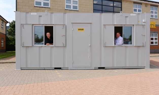 Container firm set for further growth after service expansion