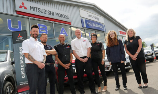 Motor dealer heads in a new direction