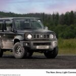Suzuki Introduces the Jimny Light Commercial Vehicle