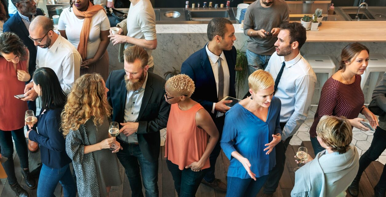How to network – when you don't like people