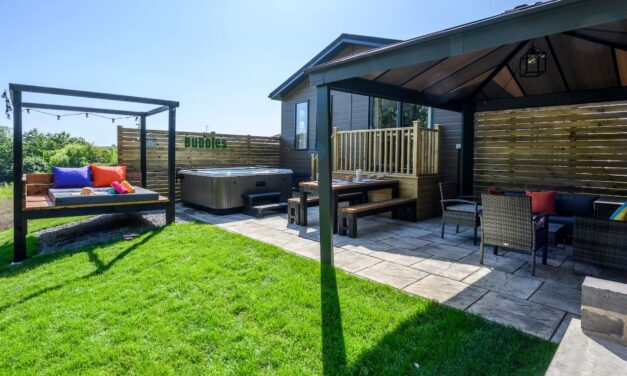 East Yorkshire holiday retreat promises next-level lodge experiences as part of £3m development