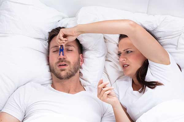 What You Need To Know About Snoring