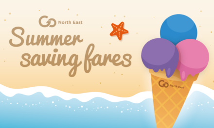 Summer saving fares to make getting on Go North East buses an even better option