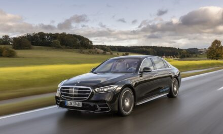 Mercedes-Benz reveals UK pricing and specification for S 580 e L plug-in hybrid
