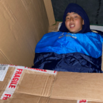 YARM SCHOOL PUPILS SLEEP OUT TO SUPPORT HOMELESS CHARITY