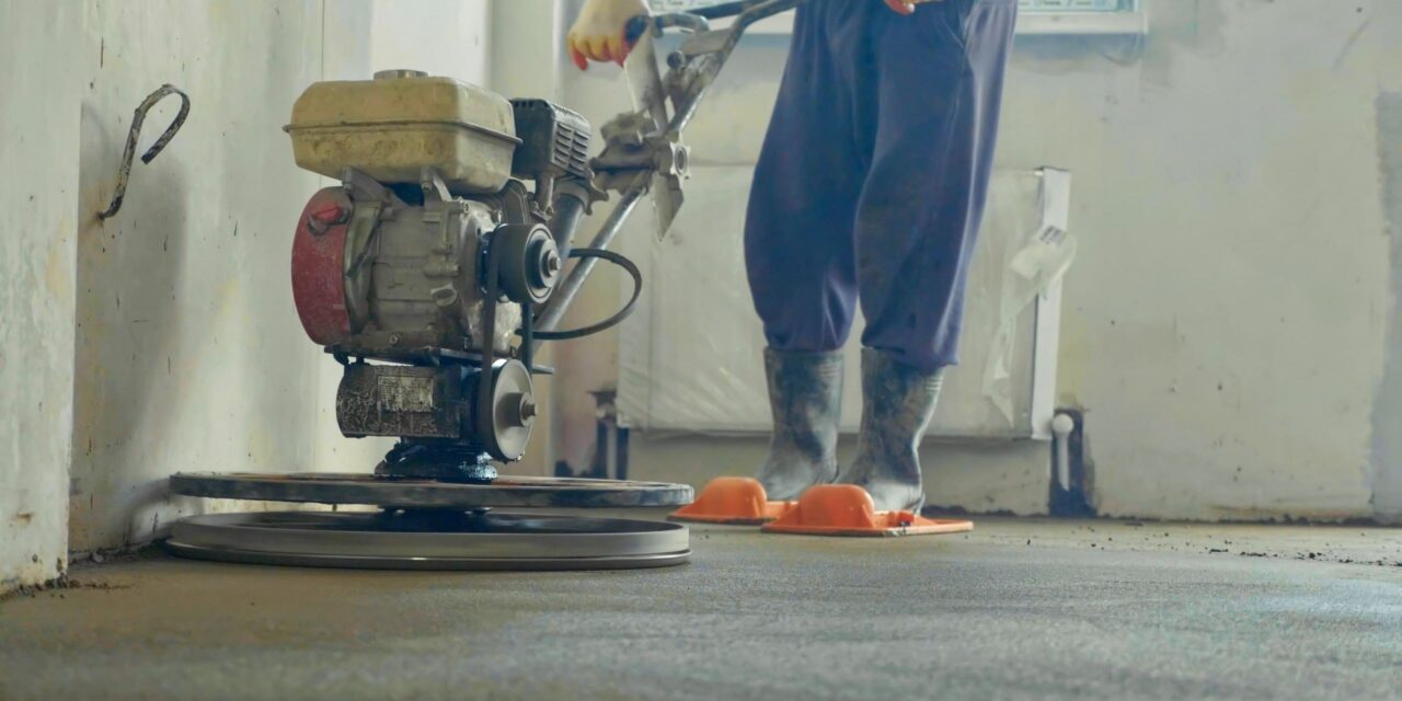 Traditional Way To Screed In London Houses – Concrete & Sand Screed