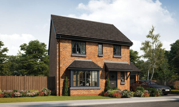First homes set to go on sale at Lower Callerton development