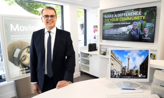 Newcastle Building Society announces strong half year results, shares its branch investment plans and home ownership innovations