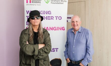 Duran Duran star Andy Taylor returns to his roots ahead of fundraising charity gig