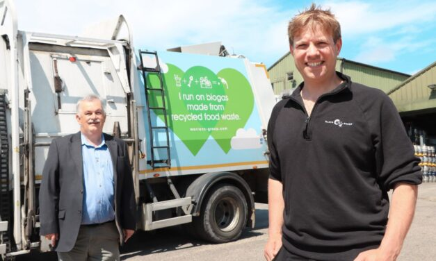 Sustainability on the menu at Black Sheep with new Warrens Group energy from waste deal