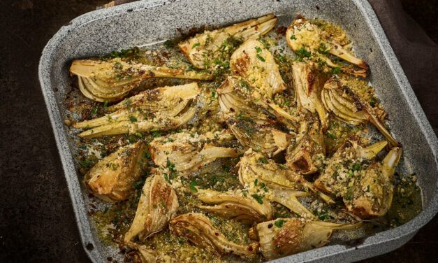 Travel with your taste buds! Fabulous Fennel from Filippo Berio