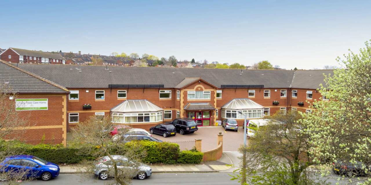 Rotherham Care Home named in Top 20 Care Homes in the region