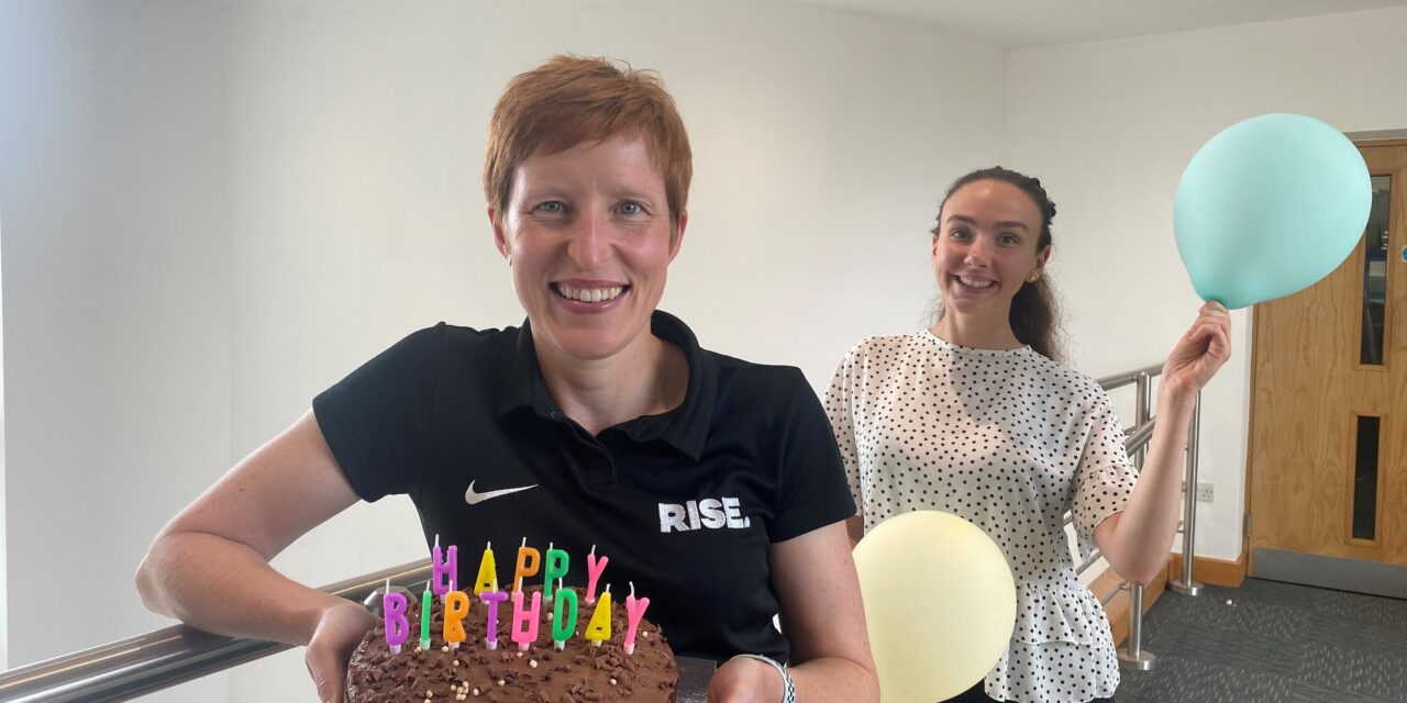North East charity Rise celebrates its first birthday after investing over £500k in community health and wellbeing projects