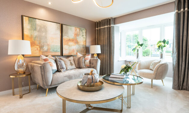 SHOW HOME REVEALED AT MILLER HOMES' NEW NORTH SHIELDS DEVELOPMENT