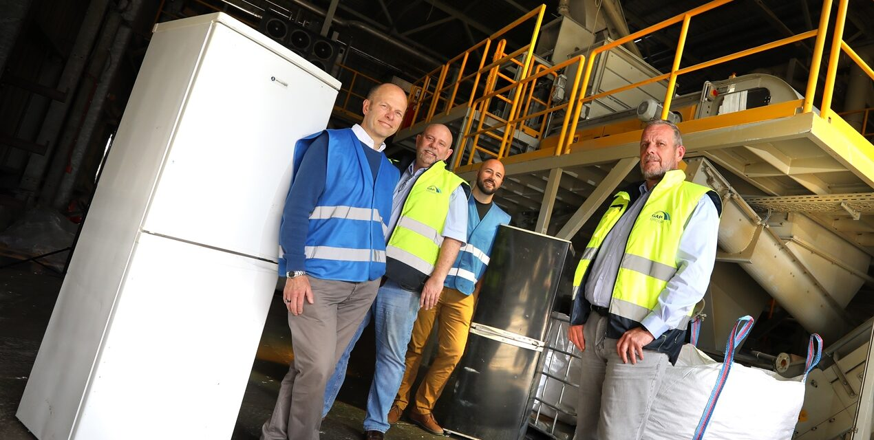 Gap Ice Turning Heat Up On Recycling Plant Expansion Plans With North East Fund Backing