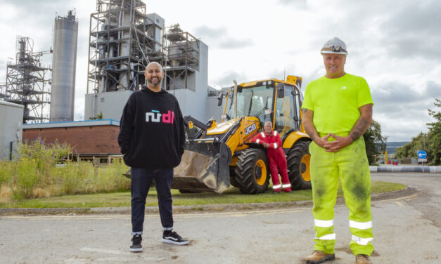 Funding support means growth for plant hire firm