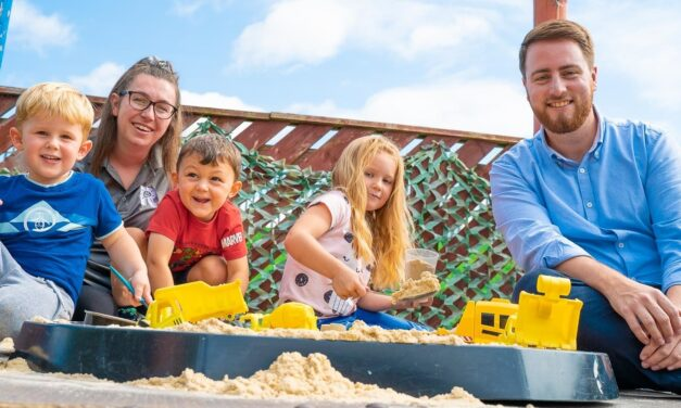 Redcar and East Cleveland MP praises Ormesby nursery as parents return to work