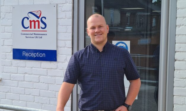 Kevin Ridley appointed CMS technical manager for Scotland
