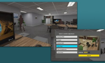 Heriot-Watt University uses Annimersion's immersive digital technology to tackle disability bias