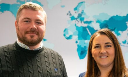 NECIT Services recognised by transatlantic growth initiative